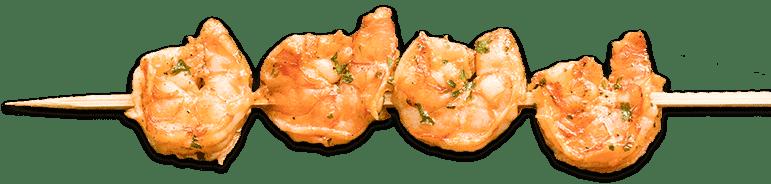 ristorante riviera spiedino gamberi